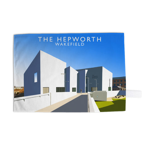 The Hepworth, Wakefield Tea Towel