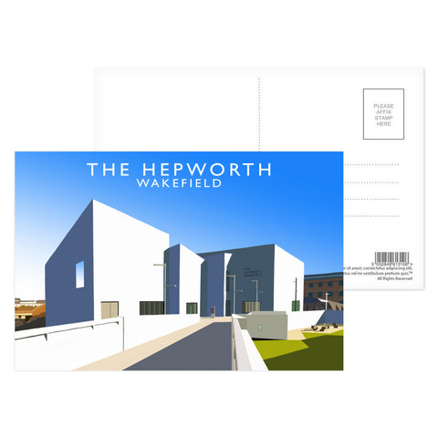 The Hepworth, Wakefield Postcard Pack