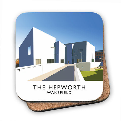 The Hepworth, Wakefield MDF Coaster