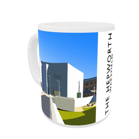 The Hepworth, Wakefield Coloured Insert Mug