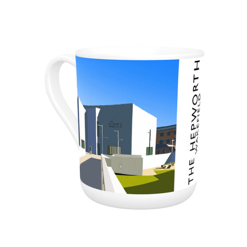The Hepworth, Wakefield Bone China Mug