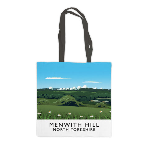 Menwith Hill, North Yorkshire Premium Tote Bag