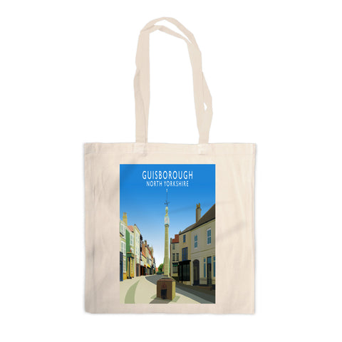 Guisborough, North Yorkshire Canvas Tote Bag