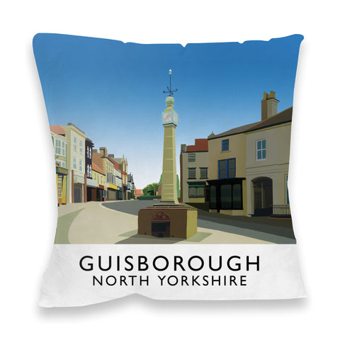 Guisborough, North Yorkshire Fibre Filled Cushion