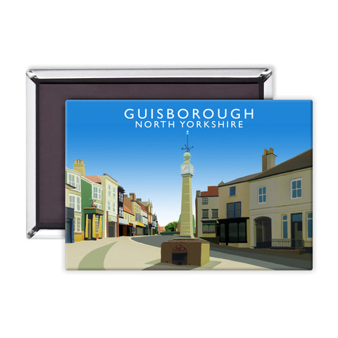 Guisborough, North Yorkshire Magnet
