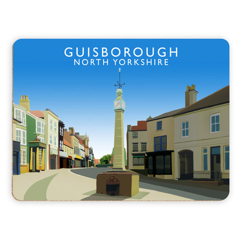 Guisborough, North Yorkshire Placemat
