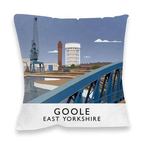 Goole, East Yorkshire Fibre Filled Cushion