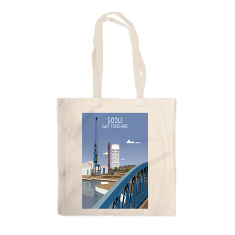 Goole, East Yorkshire Canvas Tote Bag