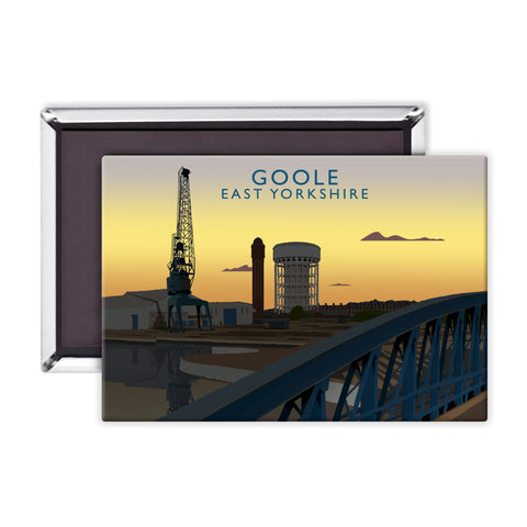 Goole, East Yorkshire Magnet