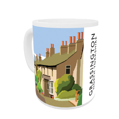 Grassington, North Yorkshire Coloured Insert Mug