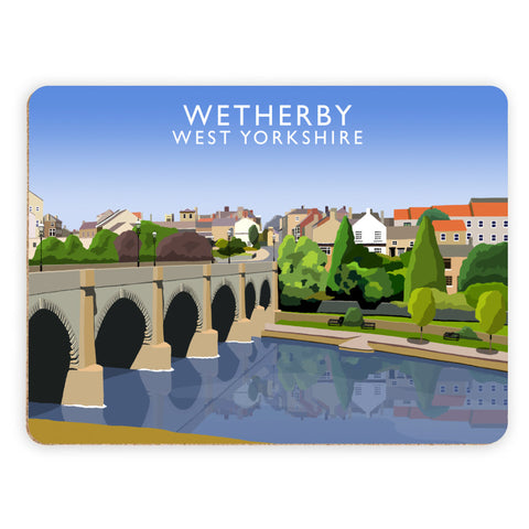 Wetherby, West Yorkshire Placemat