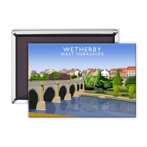 Wetherby, West Yorkshire Magnet