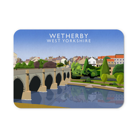 Wetherby, West Yorkshire Mouse Mat