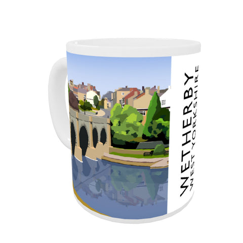 Wetherby, West Yorkshire Mug