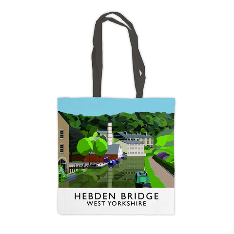 Hebden Bridge, West Yorkshire Premium Tote Bag