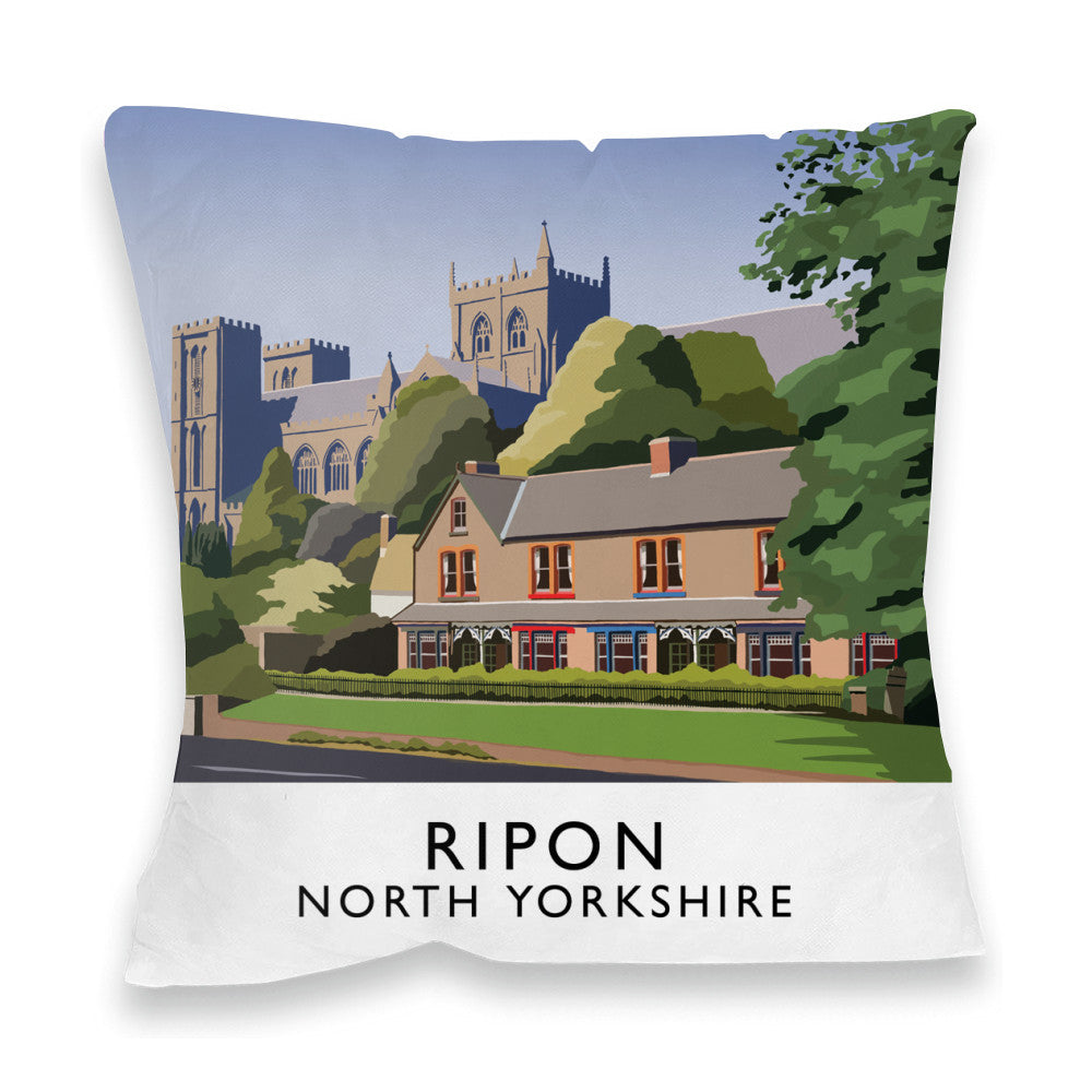 Ripon, North Yorkshire Fibre Filled Cushion