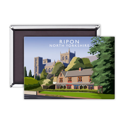 Ripon, North Yorkshire Magnet