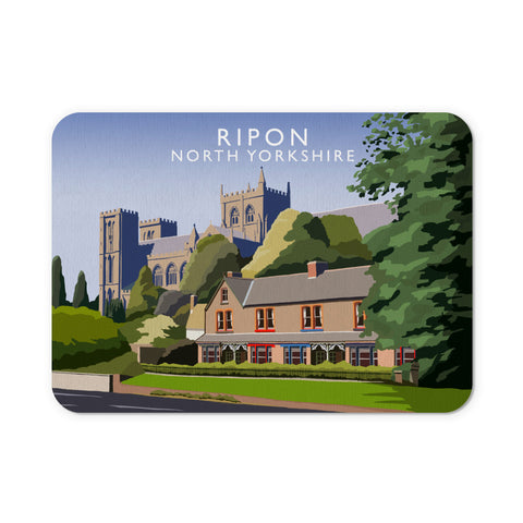 Ripon, North Yorkshire Mouse Mat