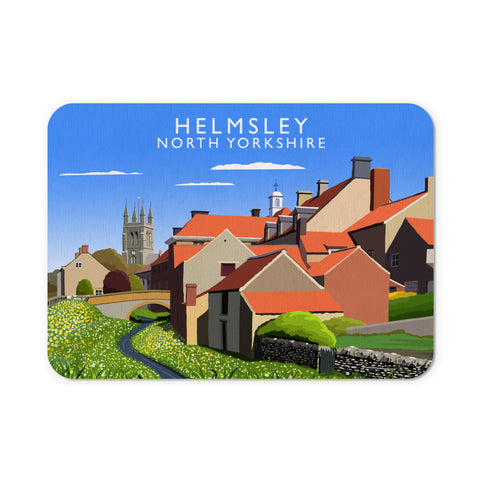 Helmsley, North Yorkshire Mouse Mat