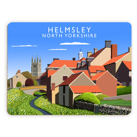 Helmsley, North Yorkshire Placemat
