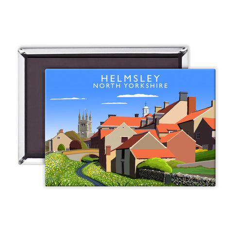 Helmsley, North Yorkshire Magnet