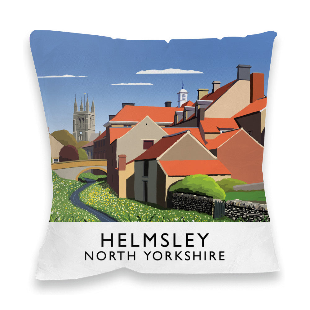 Helmsley, North Yorkshire Fibre Filled Cushion