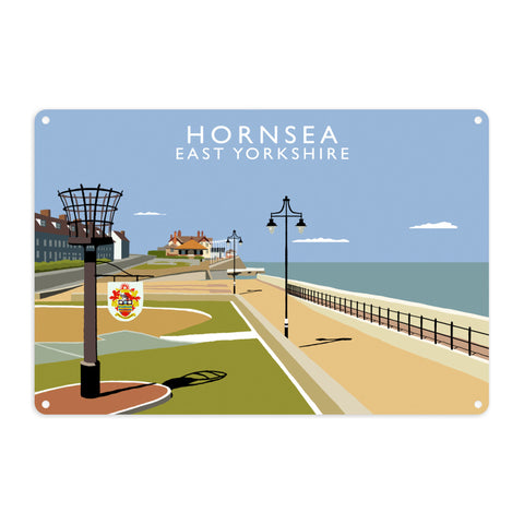Hornsea, East Yorkshire Metal Sign