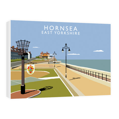 Hornsea, East Yorkshire 60cm x 80cm Canvas