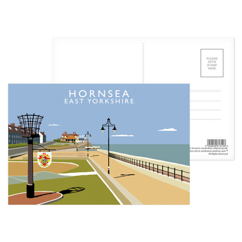 Hornsea, East Yorkshire Postcard Pack