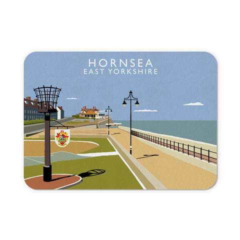 Hornsea, East Yorkshire Mouse Mat
