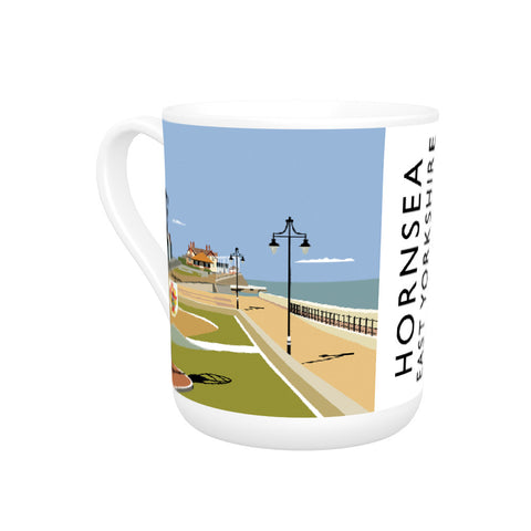 Hornsea, East Yorkshire Bone China Mug