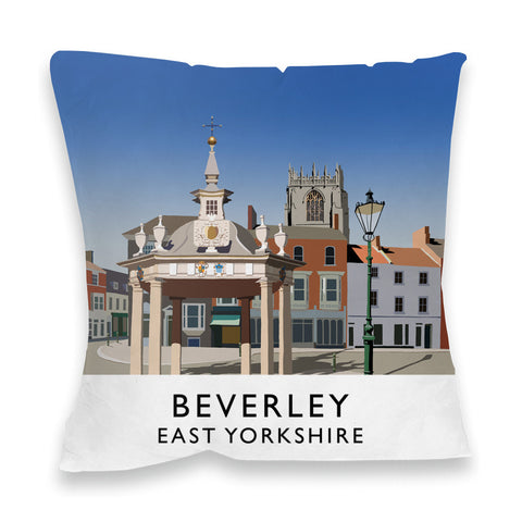 Beverley, East Yorkshire Fibre Filled Cushion