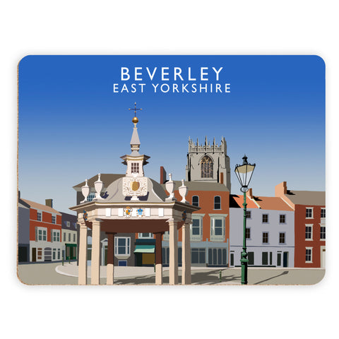 Beverley, East Yorkshire Placemat