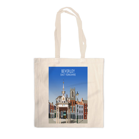 Beverley, East Yorkshire Canvas Tote Bag