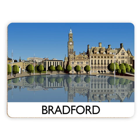 Bradford, West Yorkshire Placemat