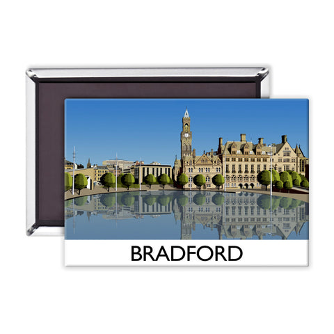 Bradford, West Yorkshire Magnet
