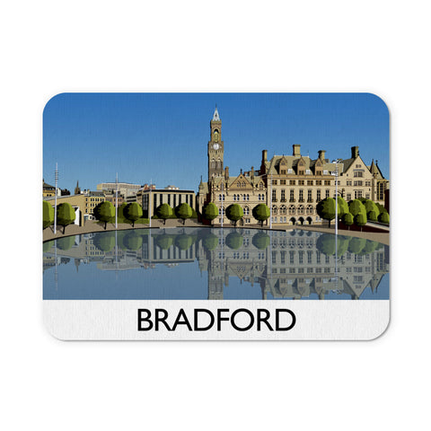Bradford, West Yorkshire Mouse Mat