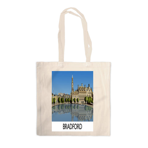 Bradford, West Yorkshire Canvas Tote Bag