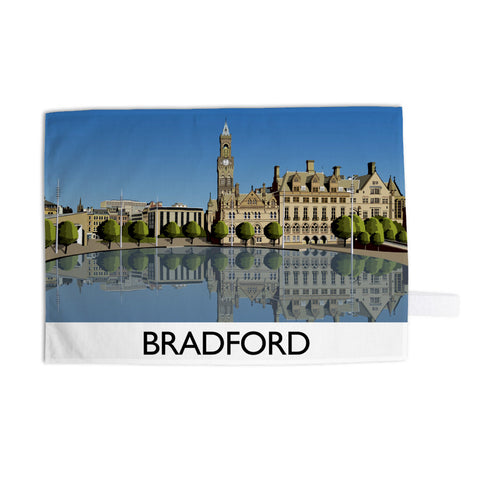 Bradford, West Yorkshire Tea Towel