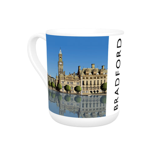 Bradford, West Yorkshire Bone China Mug