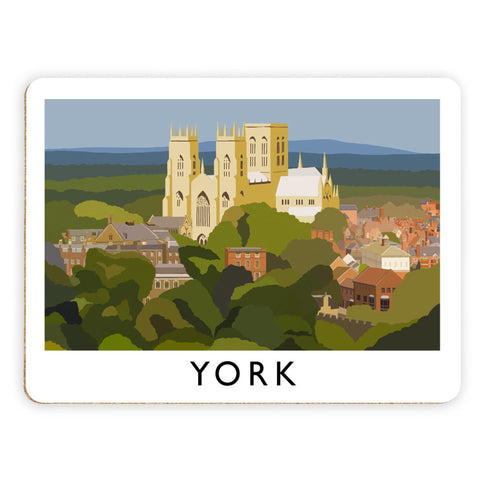 York, Yorkshire Placemat
