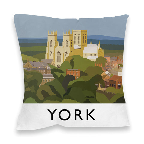York, Yorkshire Fibre Filled Cushion