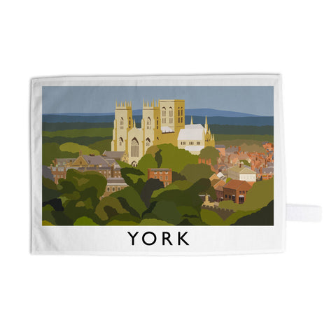 York, Yorkshire Tea Towel
