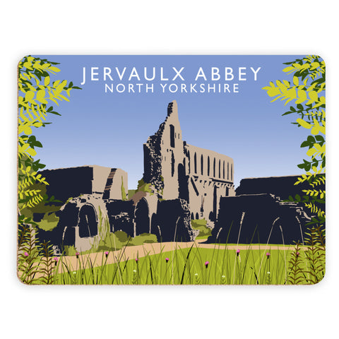 Jervaulx Abbey, North Yorkshire Placemat