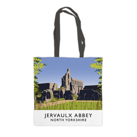 Jervaulx Abbey, North Yorkshire Premium Tote Bag