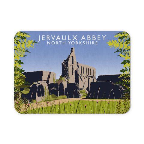 Jervaulx Abbey, North Yorkshire Mouse Mat