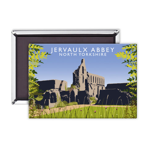 Jervaulx Abbey, North Yorkshire Magnet