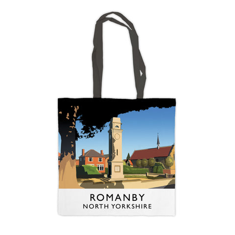 Romanby, North Yorkshire Premium Tote Bag