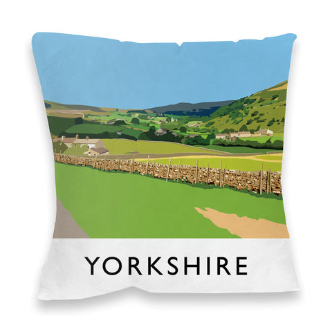 Yorkshire Fibre Filled Cushion