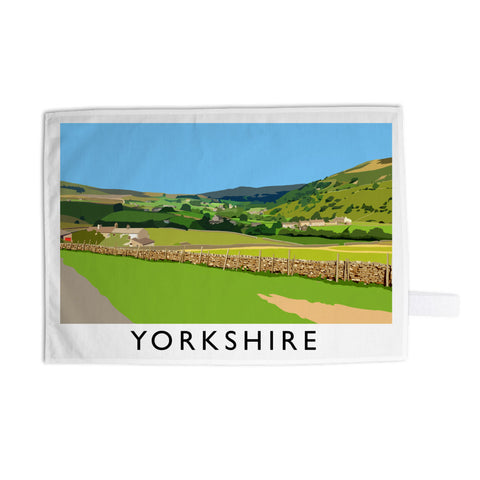 Yorkshire Tea Towel